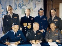 Allied military leaders