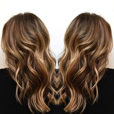 balayage light brown and blonde - Google Search
