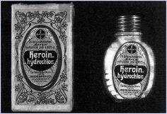 Producto Bayer: Heroína!