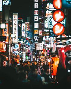いいね!1,836件、コメント20件 ― Discover Tokyoさん(@discovertokyo)のInstagramアカウント: 「A bright Tokyo night (: @aleporte )」