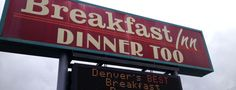 Breakfast Inn is one of The 15 Best Places for a Home Cooking in Denver.