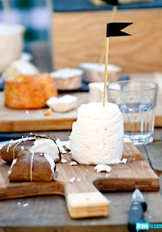 France = cheese, of all the best varieties, as our '80 Plates' chefs found.