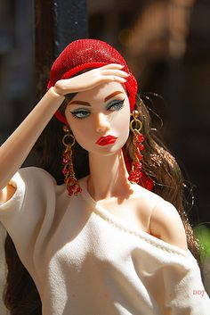Fashion Royalty Poppy Parker: Especially For You | www.faceb… | Flickr