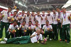 Medalla de oro para Mexico en Futbol Varonil. | Checa este Blog...