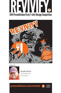 Revivify T-shirt Contest Entry #14  See more here: https://www.facebook.com/media/set/?set=a.584764198243534.1073741826.220143218038969&type=3    #promotionalproducts #advertisingspecialties #ppaiexpo #design #graphicdesign #branding