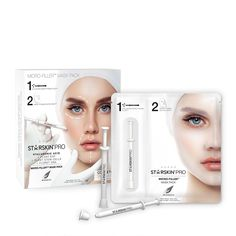 STARSKIN® PRO Micro-Filler™ Mask Pack is a revolutionary skin rejuvenating treatment that combines effects of professional micro-needling with cutting-edge EGF and stem cell cosmetics to...