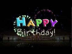 Happy Birthday Fireworks★⋰⋱★Have Great Day Happy Birthday Lied, Happy Birthday Fireworks, Happy Birthday Gif Images, Happy Birthday Funny Humorous, Happy Birthday Wallpaper, Happy Birthday Greetings, Male Birthday, Birthday Board, Birthday Songs Video