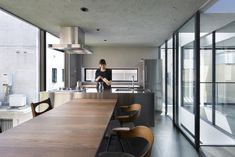 Gallery of Home for Three Households / Fujiwaramuro Architects - 10