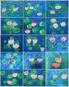 Some results from art lessons - Schule Am Lindenberg - Art Education ideas Art Education Projects, Art Education Lessons, Art Lessons Elementary, Projects For Kids, Art Projects, Crafts For Kids, Spring Art, Preschool Art, Art Classroom