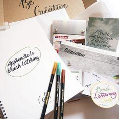 Noëlie | Calligraphique (@calligraphique) • Photos et vidéos Instagram Office Supplies, Flag, Lettering, Photos, Instagram, Pictures, Drawing Letters, Science, Flags
