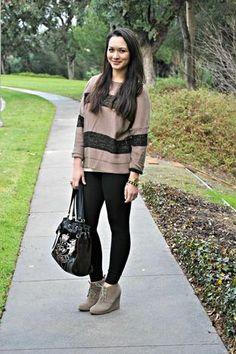 College Fashionista Style Guru STYLE GURU BIO Adryanna Perez