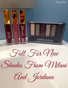 Fall For New Shades