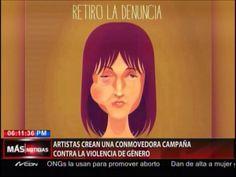 Artistas Crean Impactante Denuncia Contra La Violencia De Género #Video