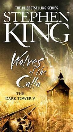 The Dark Tower V: Wolves of the Calla  2003 Novel by Stephen King This book continues the story of Roland Deschain, Eddie Dean, Susannah Dean, Jake Chambers, and Oy as they make their way toward the Dark Tower... Ted Frank