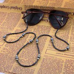 Tendência masculina  corrente de óculos para homens d7053a09dc