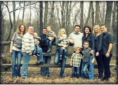 Large family pic | photo ideas