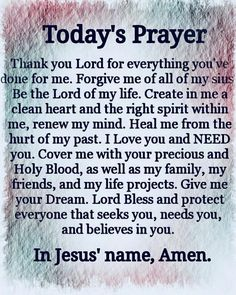 This is truly my prayer Father God! Prayer Scriptures, Bible Prayers, Faith Prayer, God Prayer, Catholic Prayers, Prayer Quotes, Power Of Prayer, Spiritual Quotes, Bible Quotes