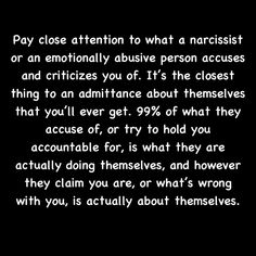 So true ! Narcissistic People, Narcissistic Behavior, Narcissistic Abuse Recovery, Narcissistic Personality Disorder, Narcissistic Sociopath, Relationship With A Narcissist, Toxic Relationships, Relationship Quotes, Life Quotes