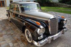 1959 Mercedes-Benz Adenauer - 300d Adenauer | Classic Driver Market