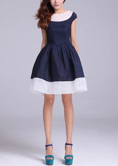 so unbelievable adorable.. i would love to add this to my closet Red/ Orange/ Blue Tulle dress womens dress by happyfamilyjudy