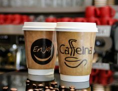 Have a look at our nice take away cups