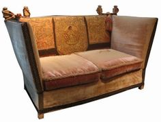 Eye For Design: Decorating With The Knole Sofa