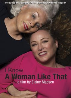 This critically acclaimed documentary provides a portrait of women aged 64-94 and the extraordinary lives they lead at a time when the world expects women of this generation to be reclining in rocking chairs.  88 min.  http://ccsp.ent.sirsi.net/client/en_US/hppl/search/results?qu=madsen+woman+know&qf=ITEMCAT3%09Format%091%3ADVD%09DVD&lm=HPLIBRARY&dt=list