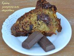 Λαδορεβανί Greek Pastries, Breakfast Snacks, Cooking Time, Banana Bread, Food And Drink, Cookies, Cake, Desserts, Recipes