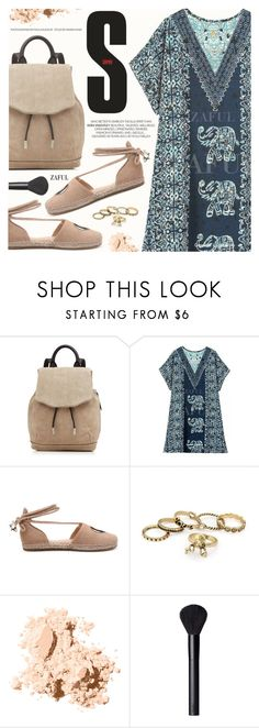 """Elephant Print Dress"" by pokadoll ❤ liked on Polyvore featuring rag & bone, Bobbi Brown Cosmetics, NARS Cosmetics, polyvoreeditorial, polyvorefashion, polyvoreset and zaful"