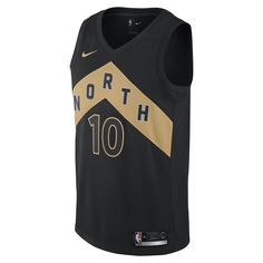 a69213116 DeMar DeRozan City Edition Swingman Jersey (Toronto Raptors) Men s Nike NBA  Jersey Size 3XL (Black)