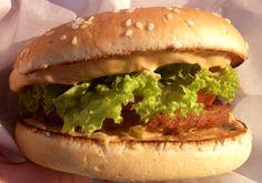 Der beste VeganBurger EVER! Gibt's beim FoodTruck 'Grün und Gut' ... Einem jungen StartUp
