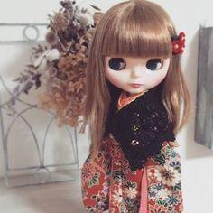 「ブライス人形 着物」の画像検索結果