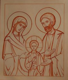 Religious Icons, Religious Art, Jesus Painting, Painting & Drawing, St Josephs Day, Christ Is Risen, Byzantine Icons, Catholic Art, Art Icon