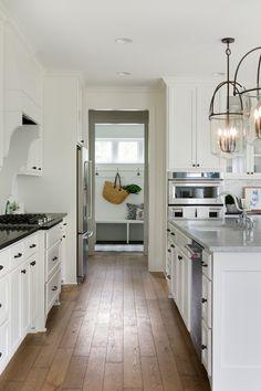 White kitchen hardwood floors. White kitchen hardwood floors. White kitchen hardwood floors. White kitchen hardwood floors. White kitchen hardwood floors #Whitekitchen #hardwoodfloors Bria Hammel Interiors
