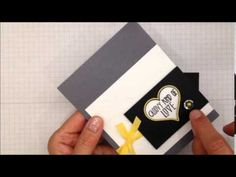 Color Emboss with Stampin' Up! Blendabilities