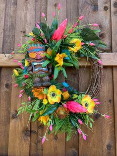 Welcome to paradise wreath pineapple love wreath flip flop wreath big sunglasses wreath