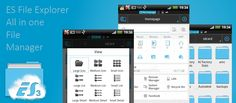 ES File Explorer - I know of no better one. That's why I'm not the only one who's using it.
