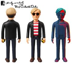 Andy Warhol toy art