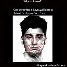 Of course he does, he's Zayn Malik and is perfectly perfect.