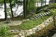 lake landscape ideas - Google Search