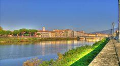 Lungarno III, Pisa
