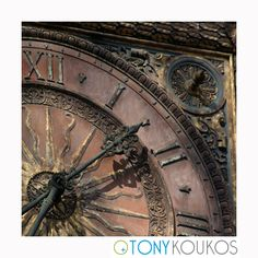 clock, clock hands, instrument, roman numerals, time, ornate, imperial sun, stone, iron, reliefs, carving, rust