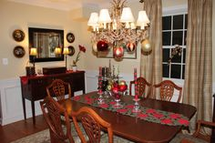 Christmas Dining Room Decoration Have You Ever Heard About This Years Ideas