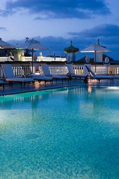 Ischia, Italy - Terme Manzi Hotel