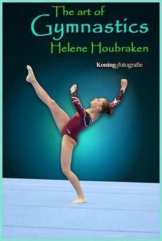 Hélène Houbraken op Vloer, tijdens het Bondskampioenschap Teams in Prinsenbeek. Hélène Houbraken is weer terug na een operatie maar door weer hard te trainen won ze met haar team De Hazekamp het Bonds-kampioenschap Teams 2015.