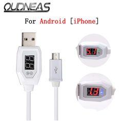 OUDNEAS 1 m Micro USB Data Syn De Charge Câble Numérique Indicateur Pour Samsung Xiaomi Huawei Sony HTC Android Téléphone Universel Câble
