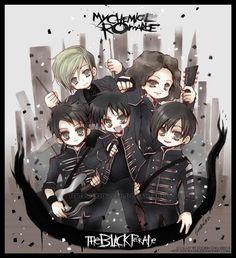 The Black Parade My Chemical Romance <3