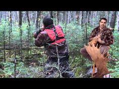L'art de traquer et d'approcher l'orignal.mov - YouTube