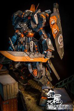 Custom Build: MG 1/100 Jesta [Dash] + Diorama - Gundam Kits Collection News and Reviews