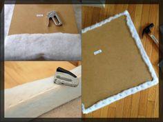 Transformer une table basse IKEA LACK en un pouf clemaroundthecorner.